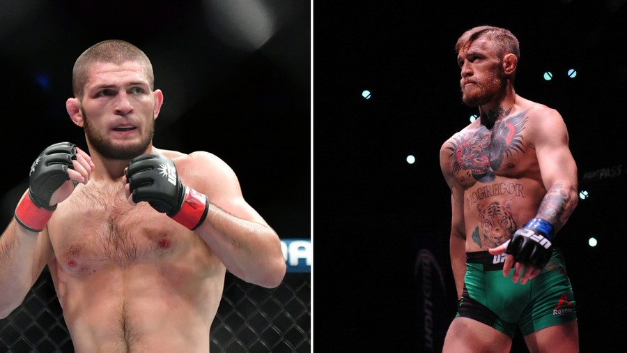 UFC: Khabib's Dad: No one can help Conor inside the cage - khabib conor