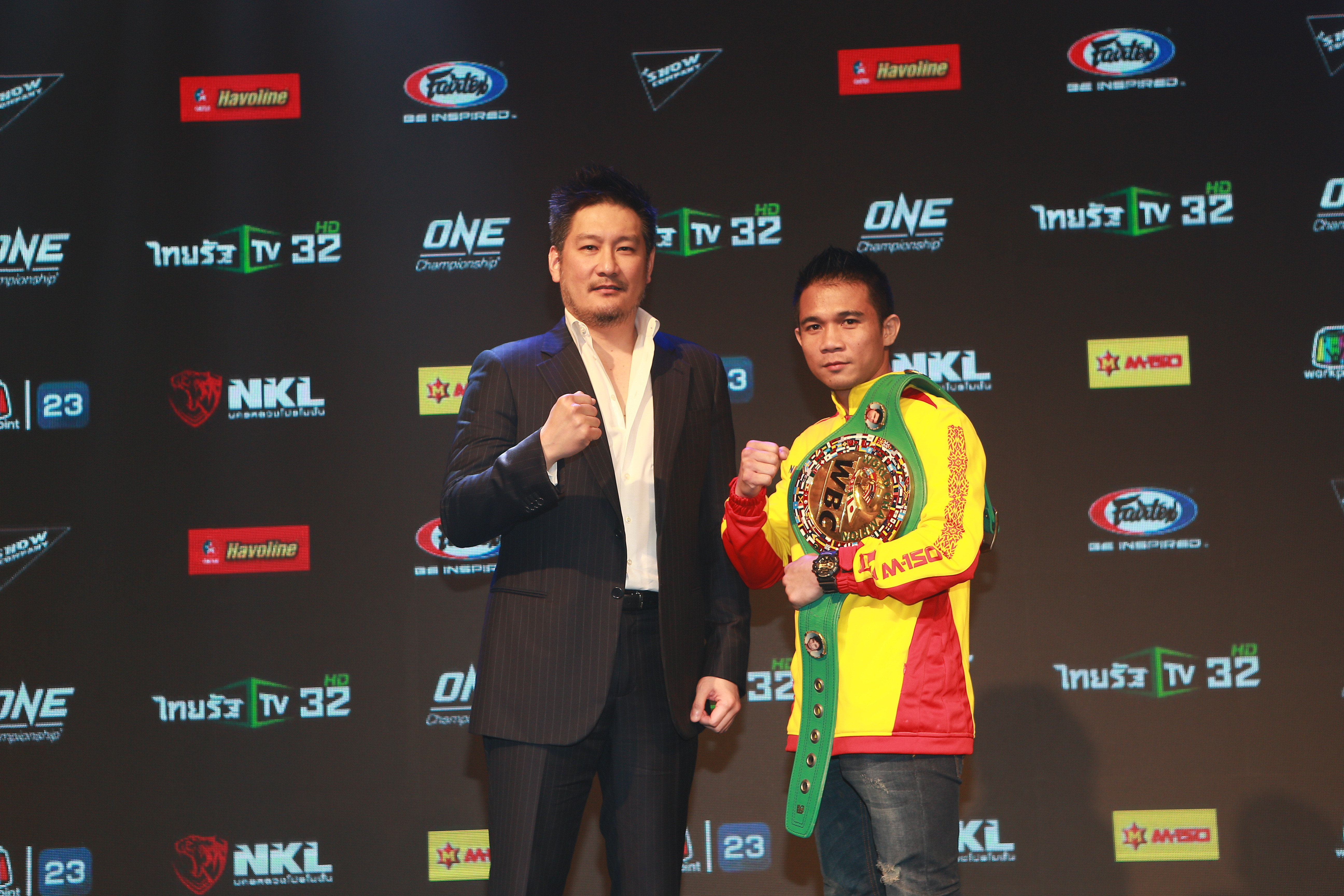 From garbage to gold: How Srisaket Sor Rungvisai became Thailand's national treasure - Srisaket Sor Rungvisai