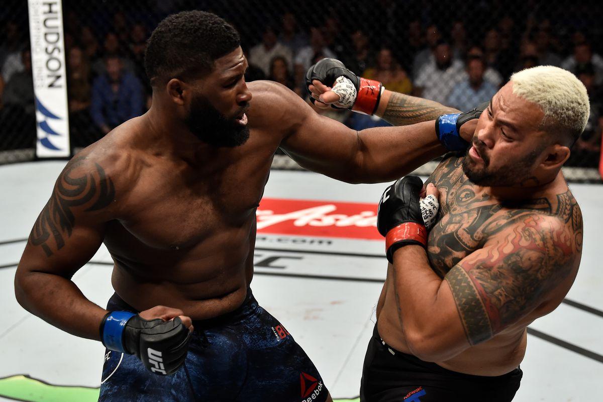 UFC: Curtis Blaydes vs Francis Ngannou rematch in works for UFC Beijing - Beijing
