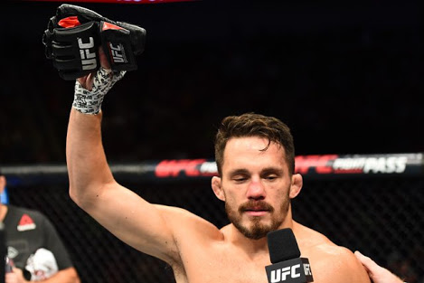 UFC: Jake Ellenberger details decision to retire at UFC Fight Night 135, says it wasn't planned - Jake Ellenberger