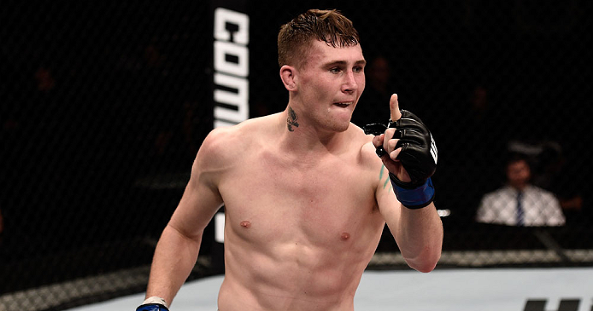 UFC: Darren Till makes a bold claim that no one in the welterweight division can beat him, not even the champion Tyron Woodley - Darren Till