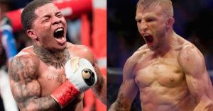 UFC: TJ Dillashaw calls Boxing star Gervonta Davis 'Overrated' - Dillashaw