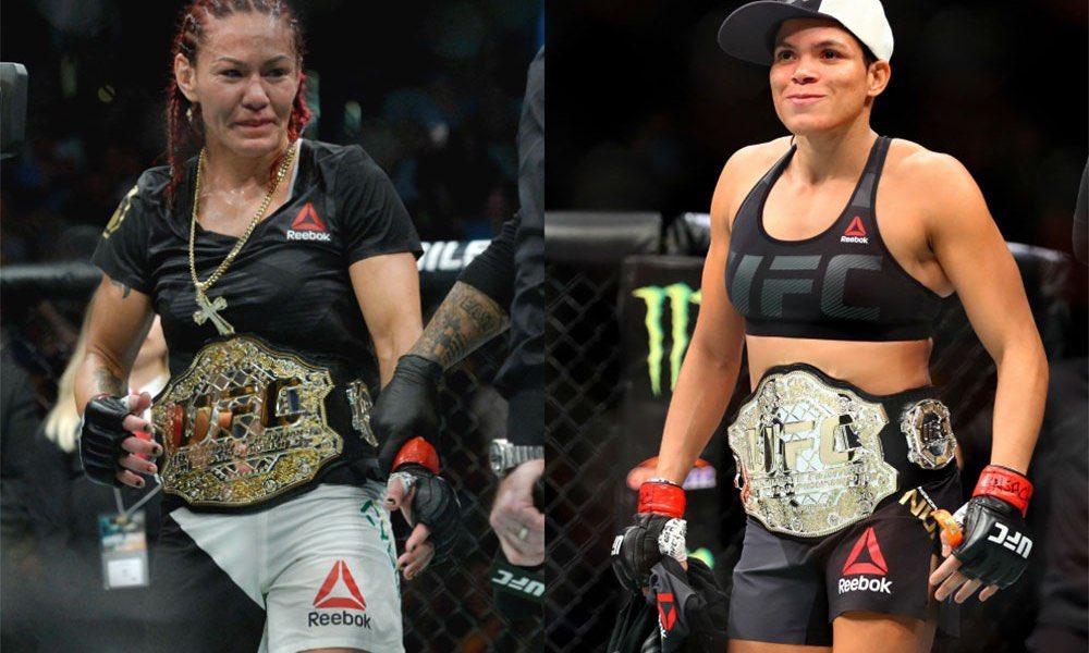 UFC: Cris Cyborg vs. Amanda Nunes set for UFC 232 in Las Vegas - Nunes