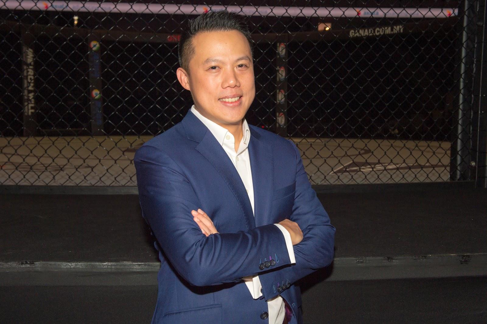 HUA FUNG TEH NAMED CHAIRMAN OF ONE CHAMPIONSHIP IN CHINA - HUA FUNG TEH