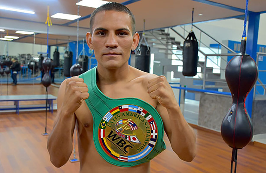 Iran Diaz enlists ex-champ Juan Francisco Estrada as training partner - Iran Diaz