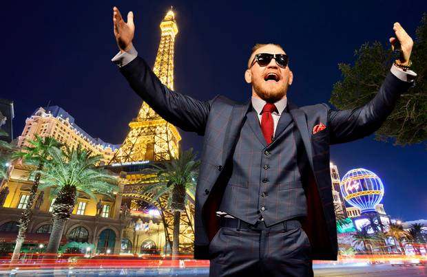 UFC: Reebok can't sell 'McGregor' clothing in Europe - McGregor