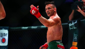 BELLATOR: Michael Chandler re-signs with Bellator MMA - Chandler