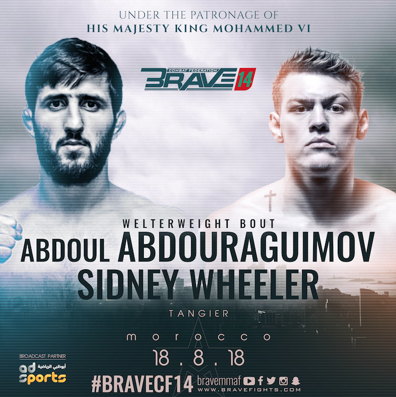 Title contender Al-Selawe breaks down Welterweight bout at Brave 14 - Brave 14