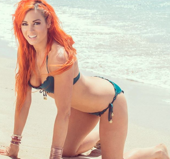 Photos - The Becky Lynch Story - Becky Lynch