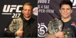 T J Dillashaw and Henry Cejudo Clash in TMZ Studio; Flyweight superfight in the making. -