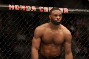 UFC: Tyron Woodley again states that he will not fight Kamaru Usman if Darren Till missed weight - Tyron Woodley
