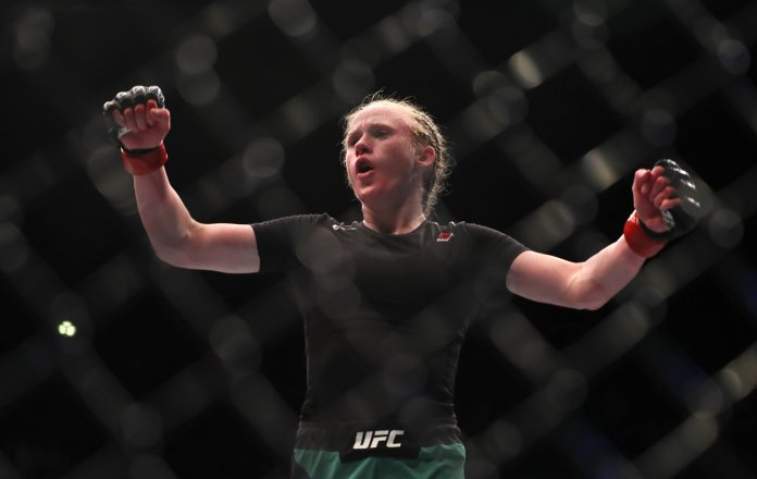 UFC 227 Results - Aldrich Picks Up Her Third Straight Win via Unanimous Decision -