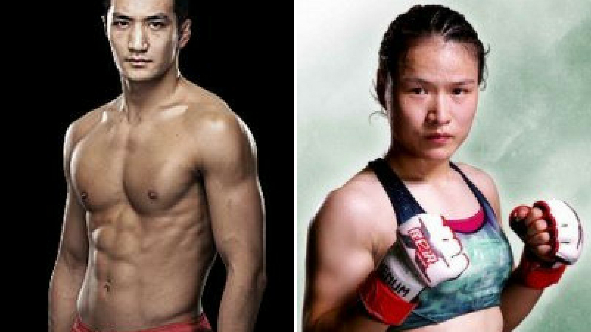 Interview: Kang Kyung Ho, Zhang Weili talk about fighting at UFC 227 -