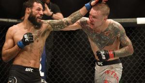 UFC: Brandon Davis steps in to face Zabit Magomedsharipov at UFC 228 - Zabit