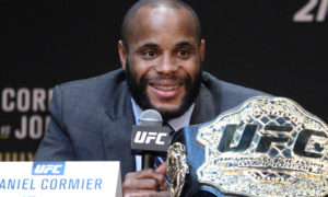 UFC: Daniel Cormier says return to Light Heavyweight will be 'DIFFICULT' - Cormier