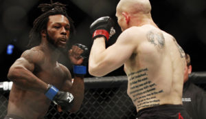 UFC: Desmond Green involved in horror five car crash which leaves two dead - Green