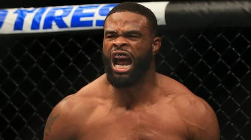 UFC: Tyron Woodley rips Colby Covington for turning down title bout - Tyron Woodley