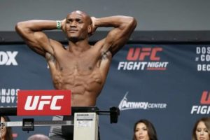 UFC: Kamaru Usman to act as the replacement if needed for Tyron Woodley or Darren Till at UFC 228 - Kamaru Usman