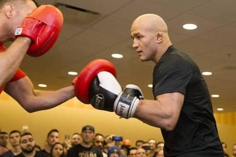 UFC: Junior dos Santos says 'It's inevitable that I will fight for the belt again' - Junior Dos Dantos