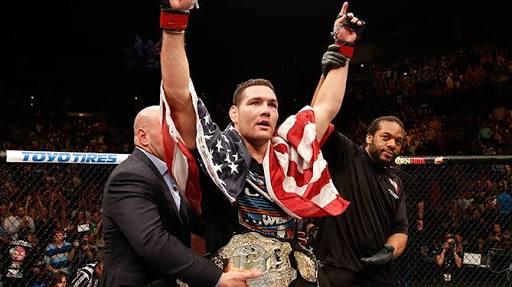 UFC: Chris Weidman explains why UFC didn't give him title shot, says 'It kind of pisses me off' - Chris Weidman