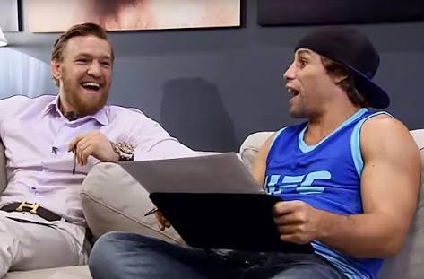UFC: Urijah Faber has Conor McGregor beating Khabib Nurmagomedov - Urijah Faber