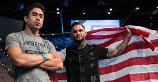 Former coach says 'proper training' would have helped Cody Garbrandt -