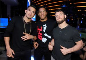 Kevin Lee eyes Anthony Pettis at UFC 229, says he will show up to fight with or without opponent -