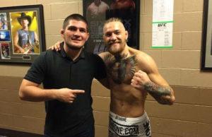 UFC: Boss Logic releases a new poster for Khabib Nurmagomedov vs. Conor McGregor - Conor McGregor