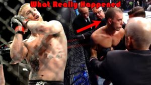 UFC: Twitter reacts to devastating first round KNOCKOUT by Justin Gaethje - Justin