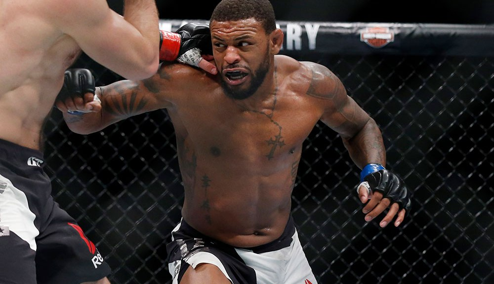 UFC: Michael Johnson is eager to get a victory at UFC Lincoln for 'sanity' reasons - Michael Johnson