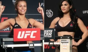UFC: Paige VanZant vs. Rachael Ostovich in the works for UFC's debut on ESPN - vanZant