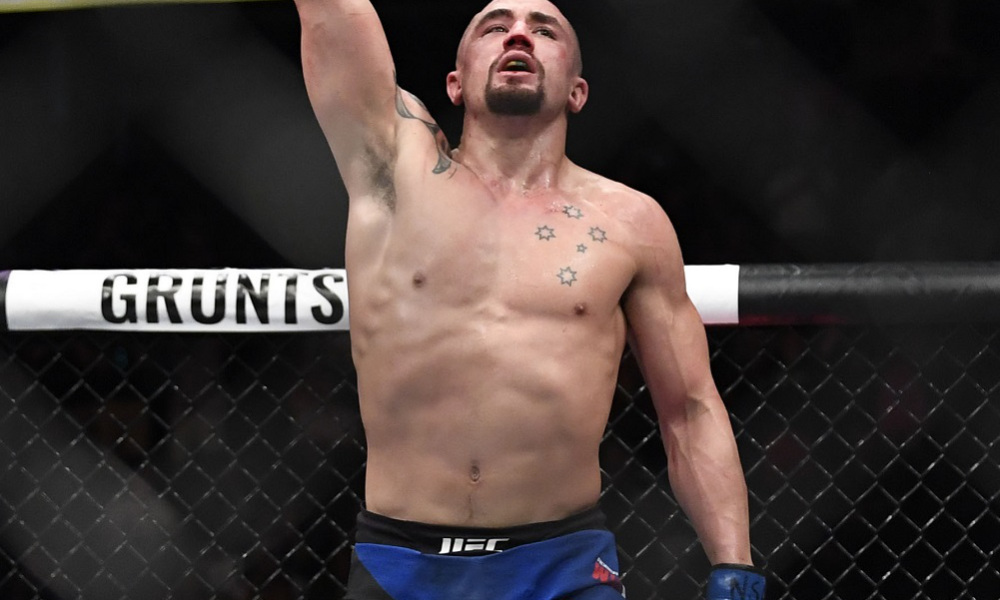 UFC: Robert Whittaker feels the UFC handing out title shots to fighters who miss weight is unfair - Robert Whittaker