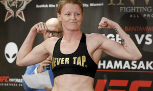 UFC: Tonya Evinger vs Aspen Ladd added to UFC 229 - Evinger