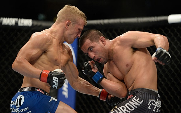 UFC: Former title challenger Joe Soto released by UFC - Soto