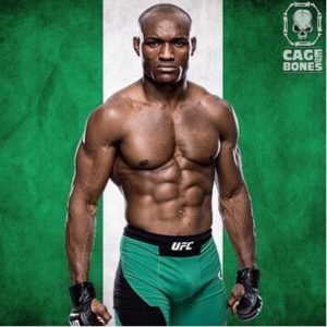 "Kamaru Usman : ""I want to hurt Colby inside that cage"" -"