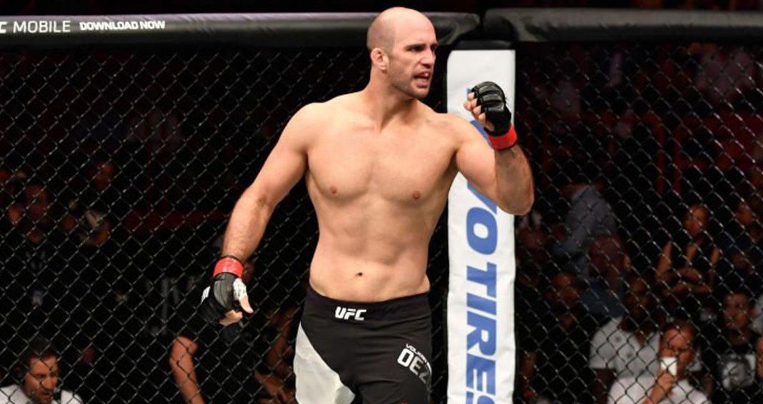 UFC: Volkan Oezdemir vs. Anthony Smith to headline UFC Fight Night 138 in Moncton - Oezdemir