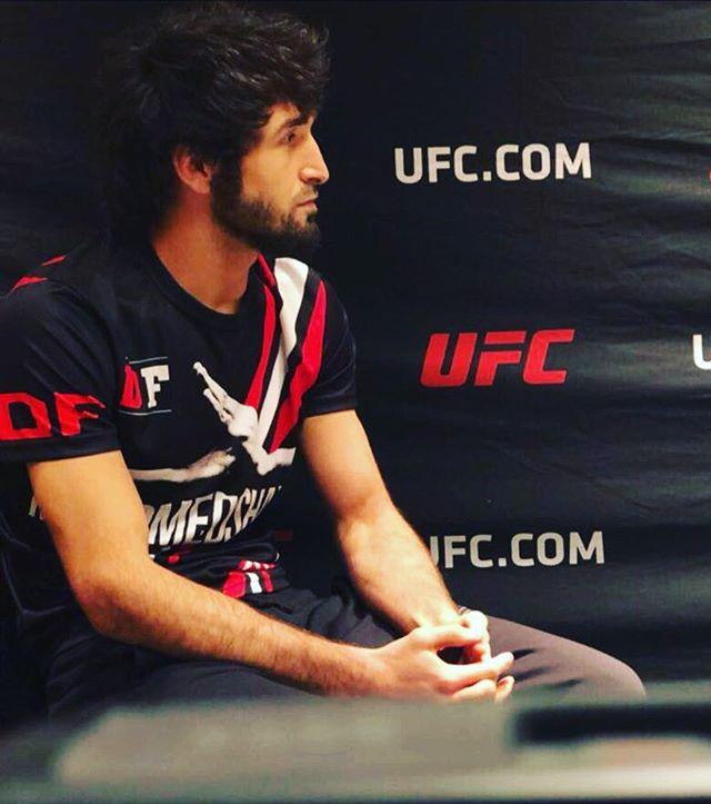 Teammate Frankie Edgar wishes 'Zabeast' all the best heading into UFC 228 - zabit