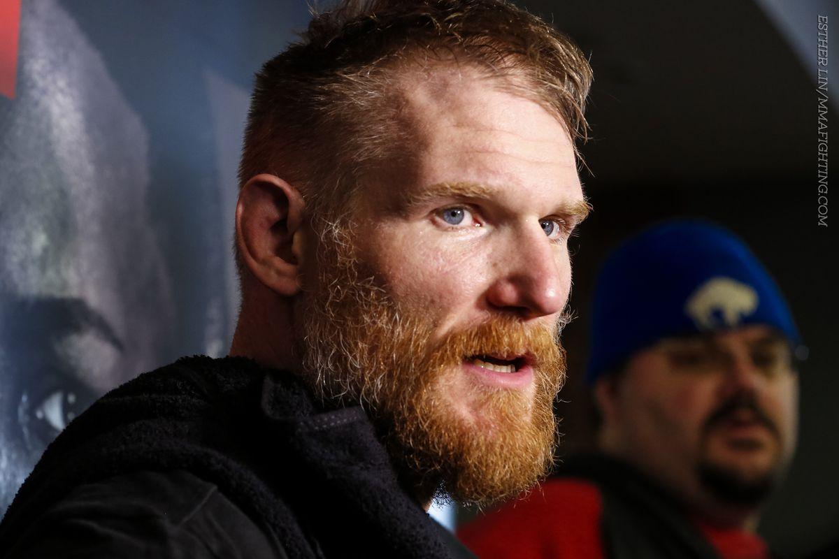 Former UFC HW Champ Josh Barnett wants MMA return - Barnett