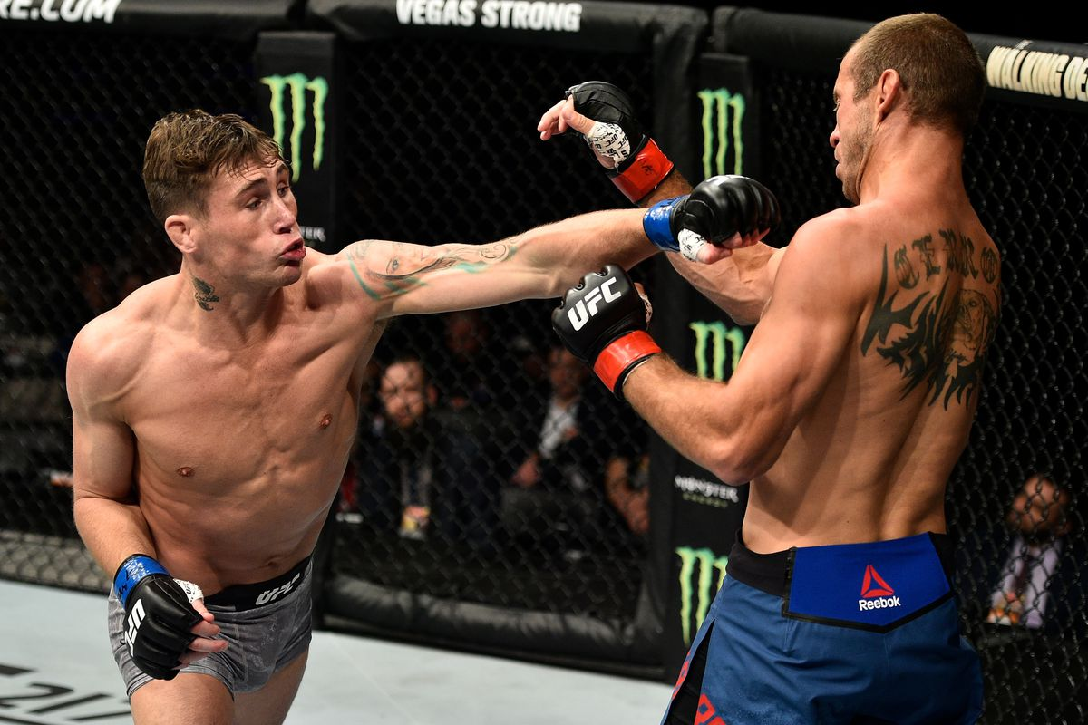 UFC: Darren Till plans on fighting at Middleweight soon - Till