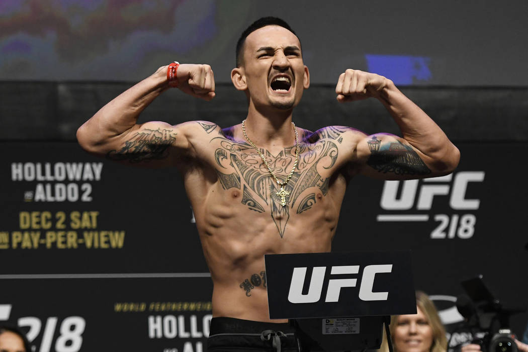 UFC: Max Holloway cannot wait for UFC Hawaii – MMA India
