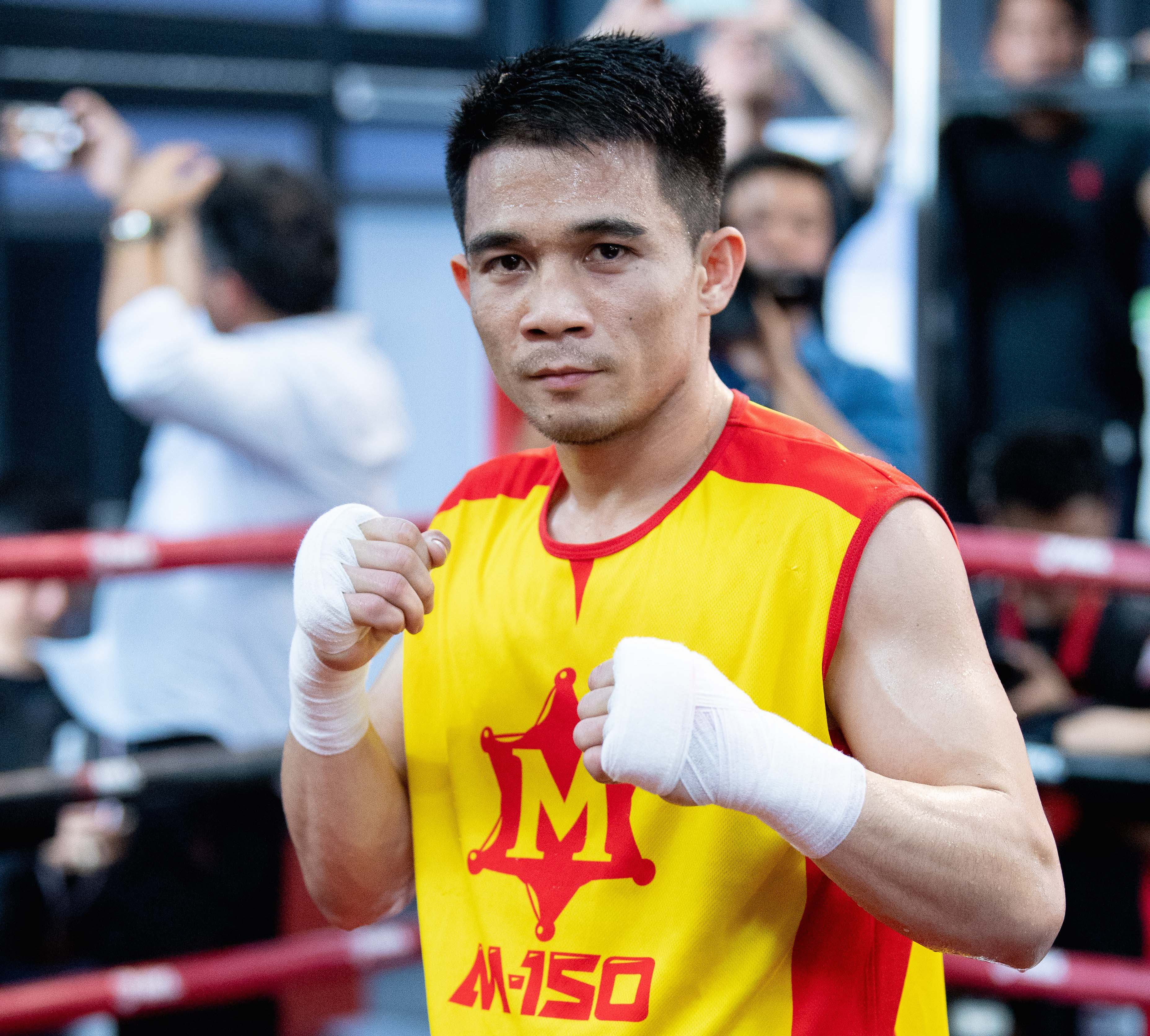Srisaket Sor Rungvisai on Manny Pacquiao: 'He is my hero' - srisaket