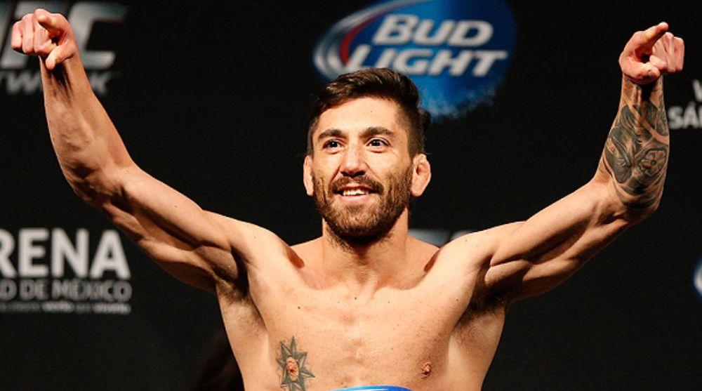 UFC: Guido Cannetti vs. Marlon Vera official for UFC Argentina - Cannetti