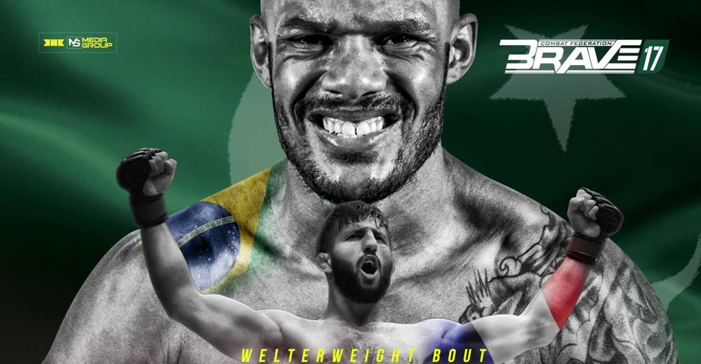 Brave announces main and co-main events for Pakistan debut - mma