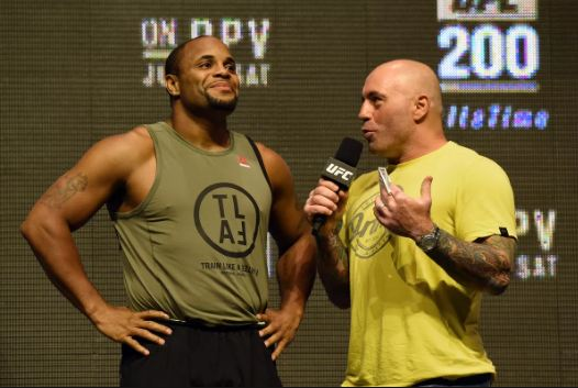 Did DC accidentally reveal what the UFC 230 main event will be? -