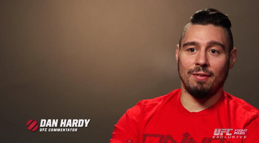 Watch Dan Hardy breakdown the Khabib - Conor fight - Hardy