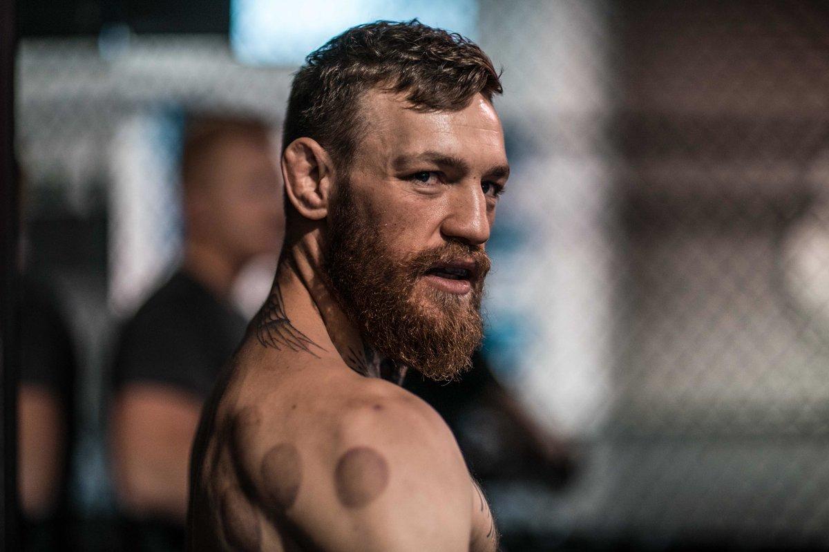 Conor McGregor is 'Ireland's caged animal'... - Conor McGregor