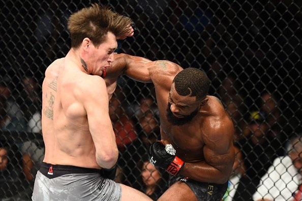UFC: Tyron Woodley ready to fight at UFC 230 against Colby Covington at Madison Square Garden - Woodley