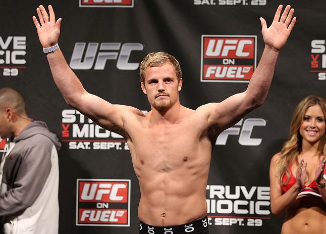 Gunnar Nelson praises 'fellow martial artist' and football superstar Ibra! - Football