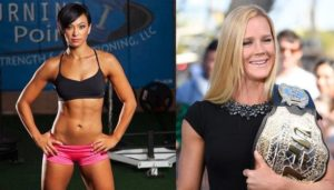 Holly Holm, Michelle Waterson