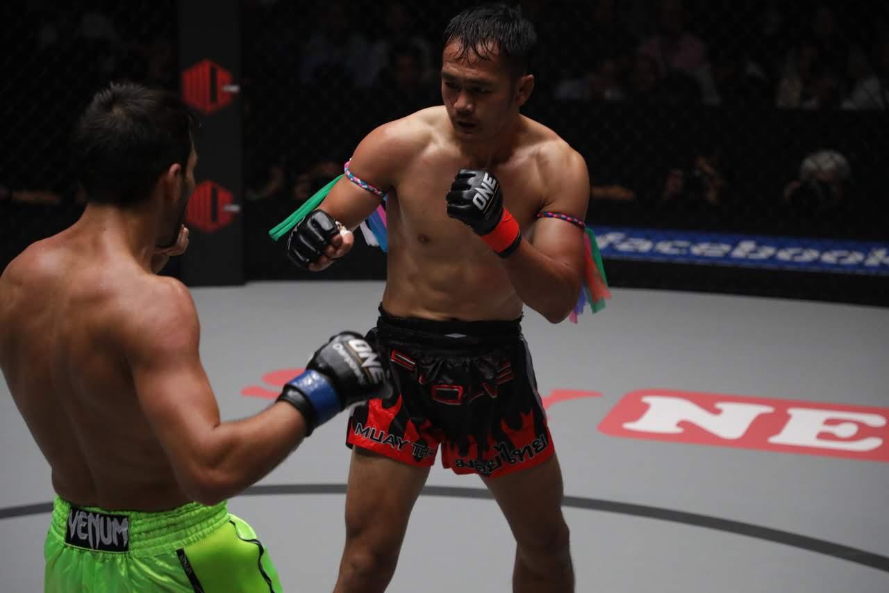 Perseverance brought Muay Thai icon Tukkatatong Petpayathai to the bright lights of ONE Championship -